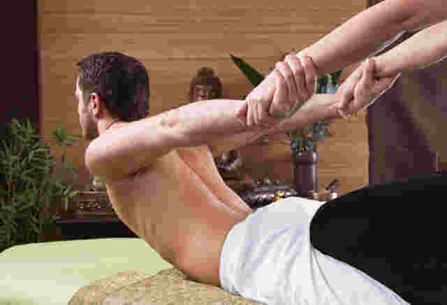 Traditional Massage